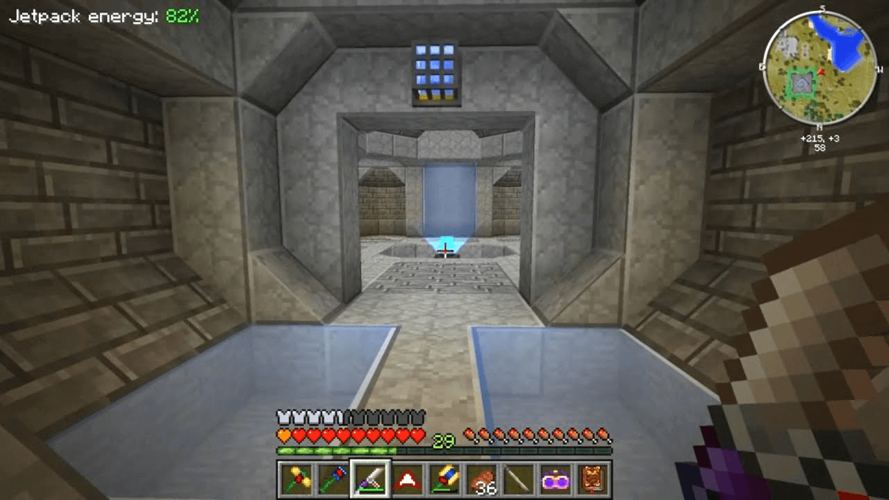 CrackPack gameplay screenshot