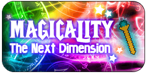 Magicality: The Next Dimension 1.7.10 logo
