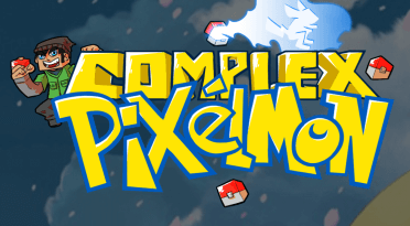 Complex Pixelmon Game Server